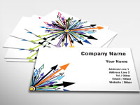 All Directions Business Card