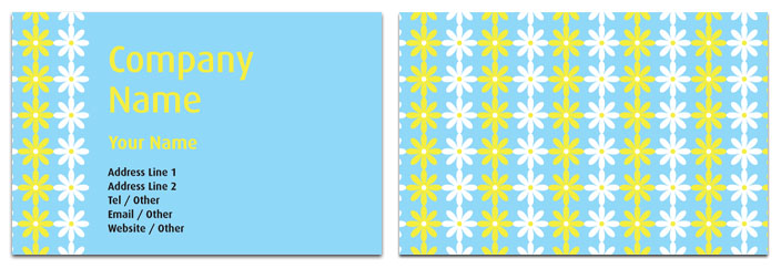 Daisy Chain Business Card