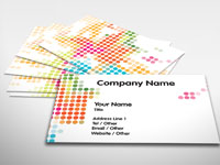 Digital Dots Business Card