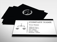 Legal Business Card