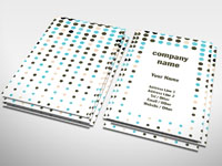 Lots of Dots Business Card