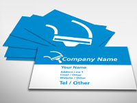 Window Cleaner Business Card Cleaning Services Rocket Cards